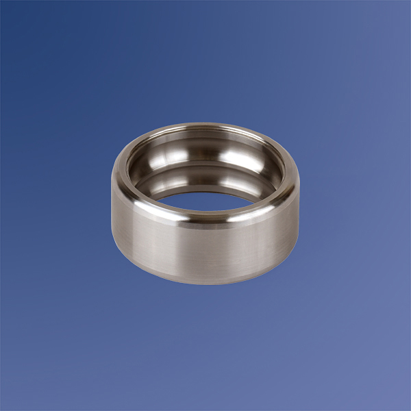 MACHINED RINGS FOR BALL BEARINGS